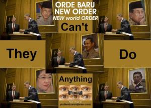 indonesian-presidents